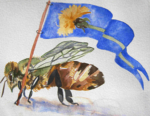 Bees for PeaceThank you, J Muir!